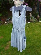 Denim Petite Dresses Topshop for Women