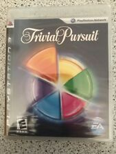 🃏Brand New!!! Trivial Pursuit (Sony PS3, 2009) Factory Sealed!!!🃏