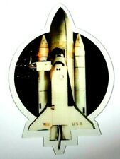 EX/EX! Rush Countdown Limited Edition Shaped Vinyl Picture Disc Space Shuttle