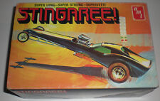 Amt Stingaree Funny Car Dragster Plastic Model Kit 1:25 Scale
