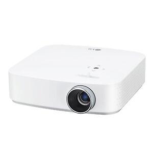 LG PF50KA Full HD 1920 x 1080 / 600 Ansi Lumens Home Theater Mini Beam Projector