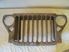 Ford GPW Jeep CJ2A CJ3A M38 Willys MB Grill