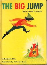 DR SEUSS Vintage Beginner B-4 1961 THE BIG JUMP AND OTHER STORIES Benjamin Elkin