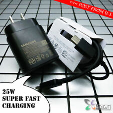 Genuine Original Samsung EP-TA800 Galaxy S10 5G A70 A80 Wall SUPER FAST Charger