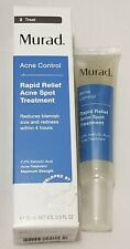 MURAD RAPID RELIEF ACNE SPOT TREATMENT 0.5oz / 15ml, Brand new EXP 4/19