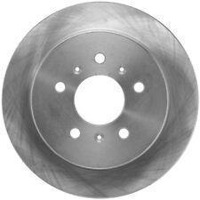 Disc Brake Rotor-Premium Brake Rotor Rear Bendix PRT5628