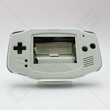 New White Shell Only Nintendo Game Boy Advance GBA Housing/Case/Casing