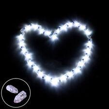 10pcs/lot White LED Lamp Lights Balloons For Paper Lantern Balloon Birthday NEW