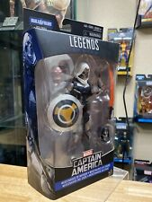 Marvel Legends Taskmaster Red Skull Onslaught BAF Series Hasbro PREOWNED 6""
