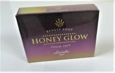 Honey Glow Beauty/Whitening Soap, Lavender Scent - 100% ORIGINAL FREE SHIPPING
