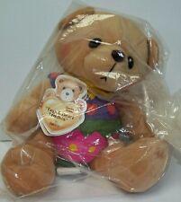 Cherished Teddies Plush Bear Tug-A-Heart Teddie # 789933 Abbey Press Exclusive