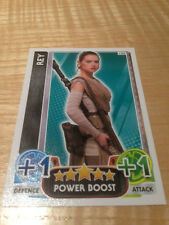 STAR WARS Force Awakens - Force Attax Trading Card #103 Rey