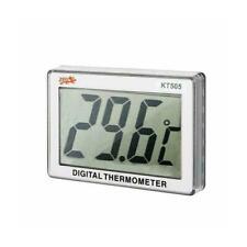 Mini Lcd Digital Fish Tank Aquarium Thermometer Water Meter Temperature Uk U7U0