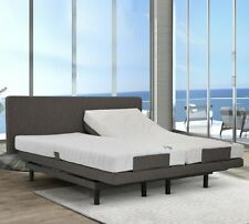 Aurelia - Premium Electric Adjustable Bed with Latex Mattresses, King size
