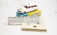 Corgi 419 Ford Zephyr Motorway Patrol In Its Original Box - Near Mint Model 60s