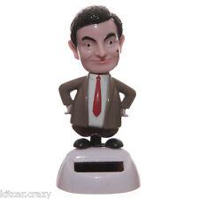 Novità Energia Solare Danzante Mr Bean, giocattolo cruscotto, casa o auto