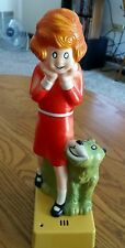 Vintage Little Orphan Annie Phone Columbia Pictures 1982 It Works! Rare