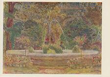 Post Card-zygmunt waliszewski/Ogrod botaniczny w warstawie