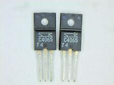 "2SC4065 ""Original"" SANKEN Transistor 2  pcs"