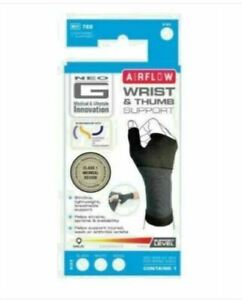 Neo G Wrist and Thumb Support. Ideal For Arthritis, Joint Pain etc Size Medium