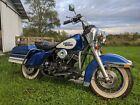 1981 Harley-Davidson Touring  1981 Harley FLTC Shovelhead 1340 80 FLH Touring Bagger King of the HIghway FLT