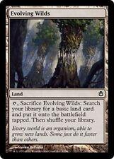 4x Terre Selvagge in Evoluzione - Evolving Wilds MTG MAGIC DD AvN Italian