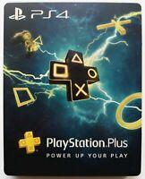 Playstation Plus G2 Steelbook | Sony Playstation 4 PS4 +