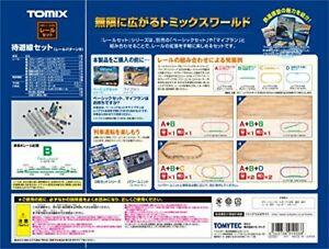 Tomix 91026 Siding Rail Set (Rail Pattern B) (N scale)