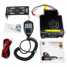 New Launch TYT TH-9000D VHF Car Mobile Radio 136-174MHZ 60W Vehicle Transceiver