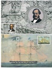 1920a - Yugoslavia 1982 - Europa Cept  - Ships – Maximum Card - MC