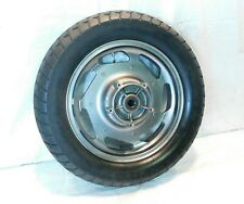 Kawasaki Vulcan VN1600 Nomad 1600 Classic OEM Silver Front Cast Wheel Rim & Tire