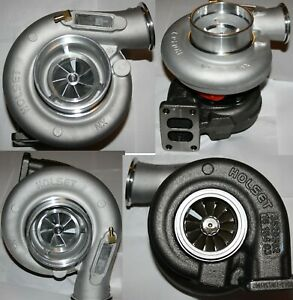 Holset HE351 16cm billet 650bhp+ capable quick spool turbo HX35 HX40 hybrid