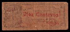 Oaxaca, Camara de Comercio 10 Centavos 1915, M3441a / PI-OAX-38. Fine