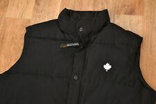 MEN'S CANADA GOOSE DOWN Waistcoat/Vest/Gilet Bodywarmer size S