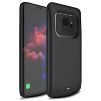 Upgraded 4700mAh External Battery Case Cover For Samsung Galaxy S9 EB-BG960ABE