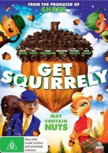 Get Squirrely [A.C.O.R.N.S.: Operation Crackdown] DVD Prod. SHREK NEW RELEASE R4