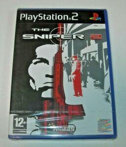 The Sniper 2 PS2 PAL España precintado