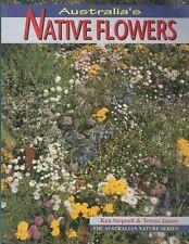 Australia's NATIVE FLOWERS - Ken Stepnell & Teresa James