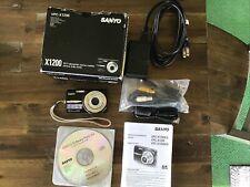 Sanyo Digital Camera VPC X1200