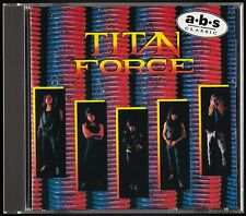 TITAN FORCE - 1996 Germany CD