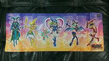 YuGiOh Konami Official Playmat Duel field ( Dark Magician Girl ) Mint !!