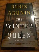 The Winter Queen : A Novel by Boris Akunin (2003, Hardcover)