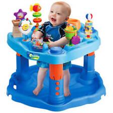 Exercise Saucer Toy Activity Center, Adjustable Height Safe Walker Alternative