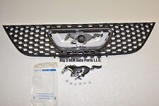 1999-2004 Ford Mustang Honeycomb Grille w/ Chrome Pony Emblem new OEM XR3Z8200AA