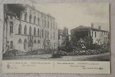 """CPA """" VERDUN bombardé - Rue Mautrolé *** Rue Mautroté ***"""