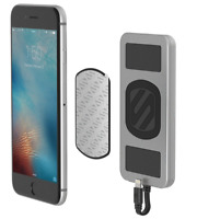 New SCOSCHE MagicMount Magnetic Power Bank for iPhone X XS XSMAX 8 7 11 Gray