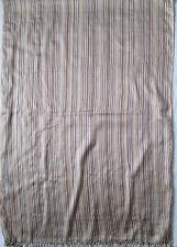 GERARD DAREL   Authentique Châle/Étole   - 100% soie  vintage  70 x 200 cm