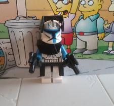 Star Wars lego mini figure CAPTAIN REX 7869  7675 clone commander