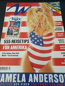 Max Magazine Germany 1998-03 Pamela Anderson (see pics)