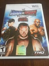 Wwe Smackdown Vs Raw 2008 Nintendo Wii Used